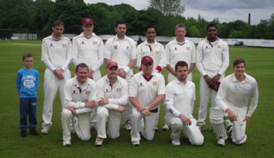 crompton cricket team 2013 1