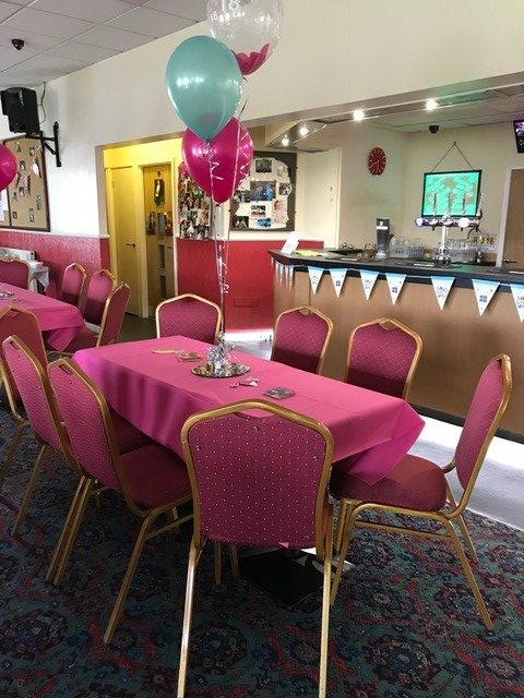 Crompton Cricket Club Function Room