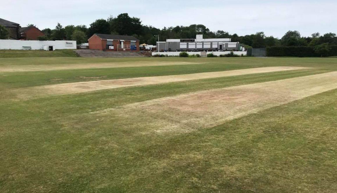 Crompton Cricket Club Groundsman