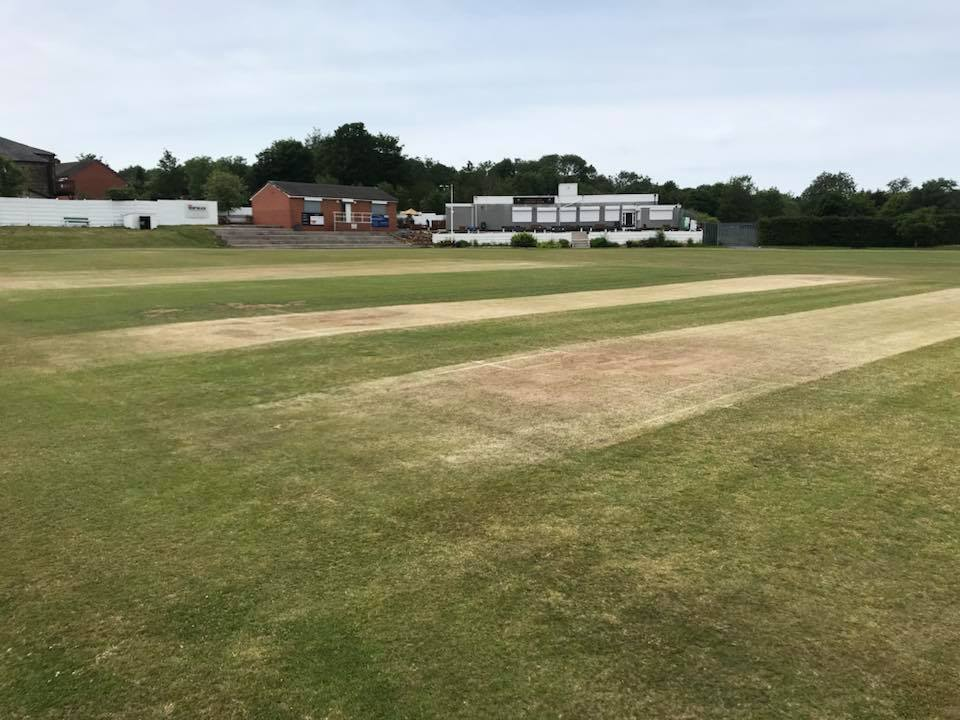 Crompton Cricket Club Groundsman