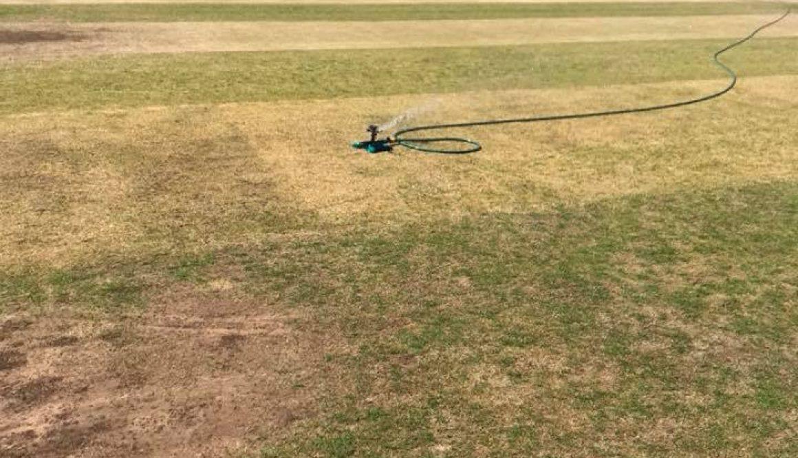 crompton cricket club water bill