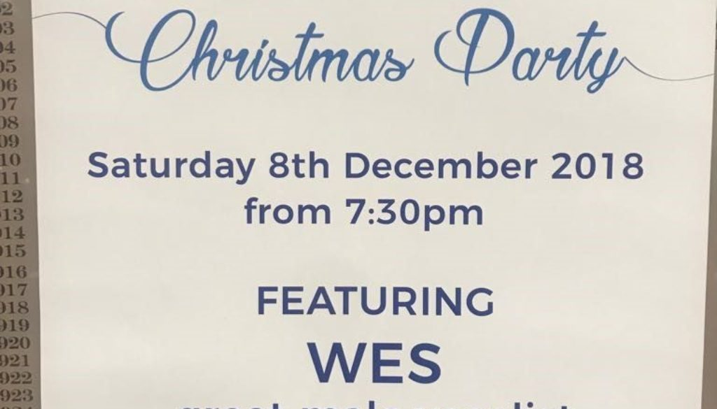 Crompton Cricket Club Christmas Party